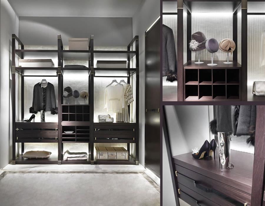Elledue_Walk-in Closet Details